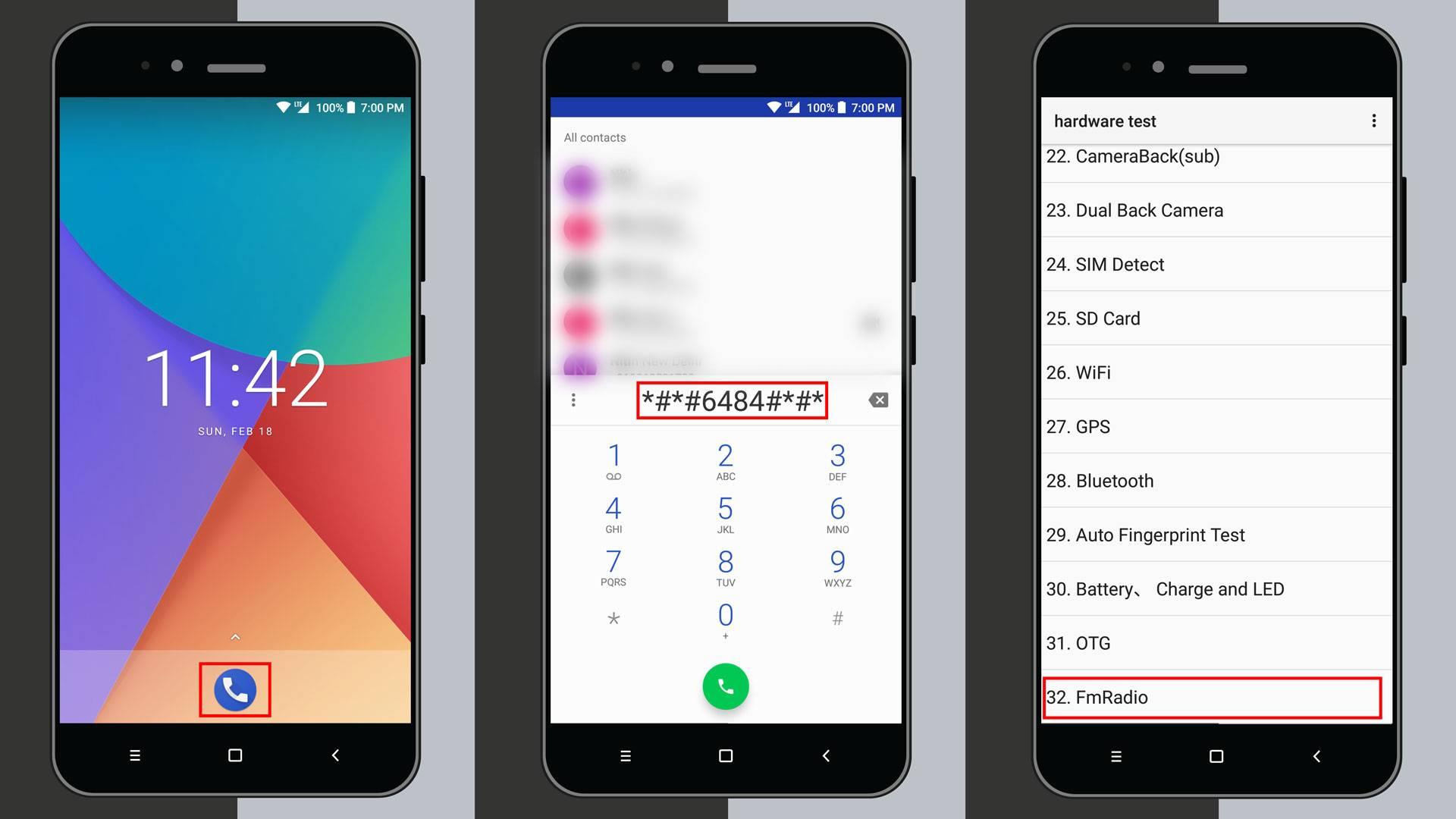 fm radio mi a1 1 - How to enable FM Radio on Xiaomi Mi A1?