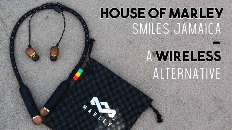 House of Marley Smile Jamaica Wireless Earphone Review