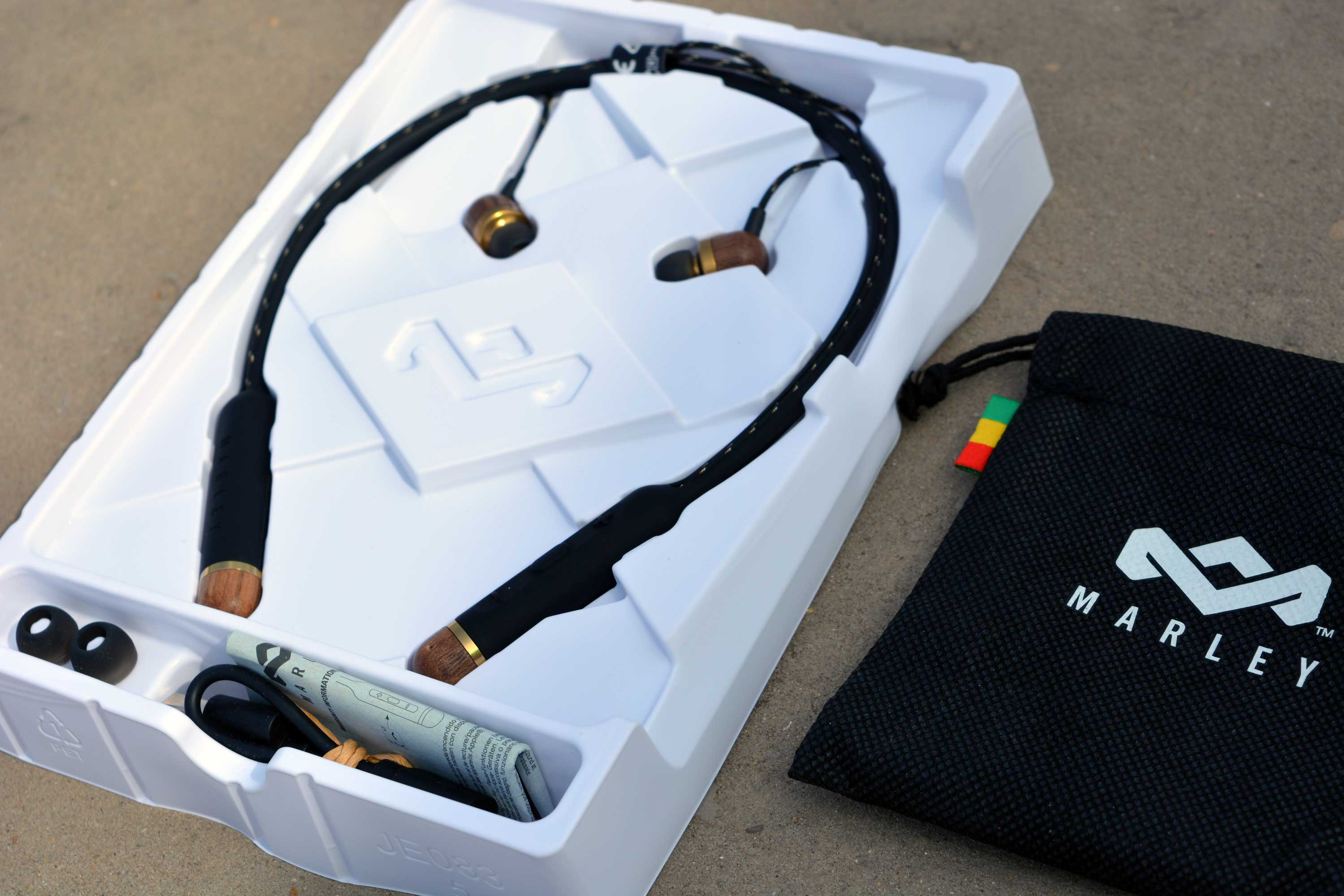 smiles jamaica 2 - House of Marley Smile Jamaica Wireless Earphone Review