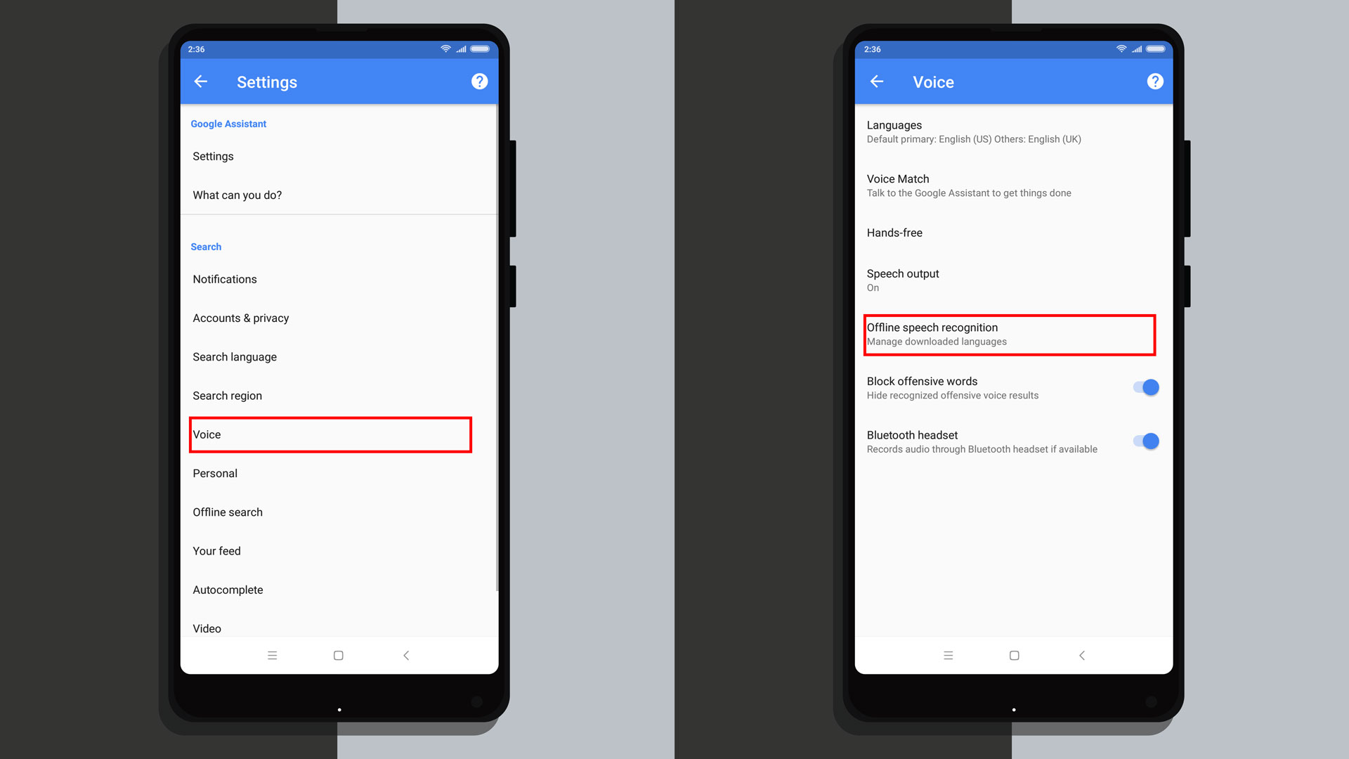 remove google downloading english 2 - How to remove Downloading English notification permanently?
