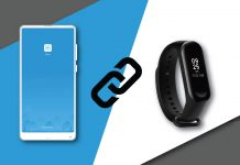 miband pairing android