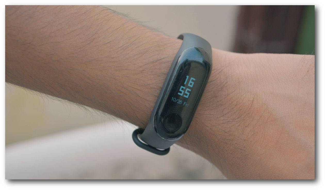 miband3 review 5