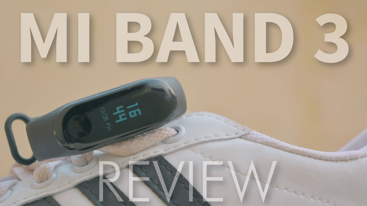 miband3 review