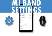 miband settings explained