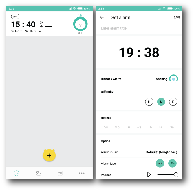 puzzle alarm apps android 1