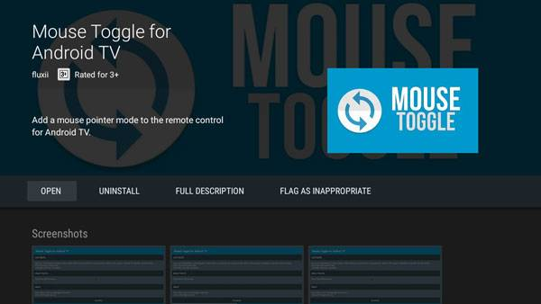 mouse toggle on play store