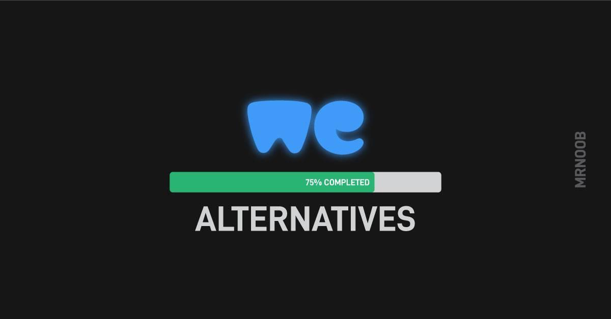 best wetransfer alternatives mrnoob