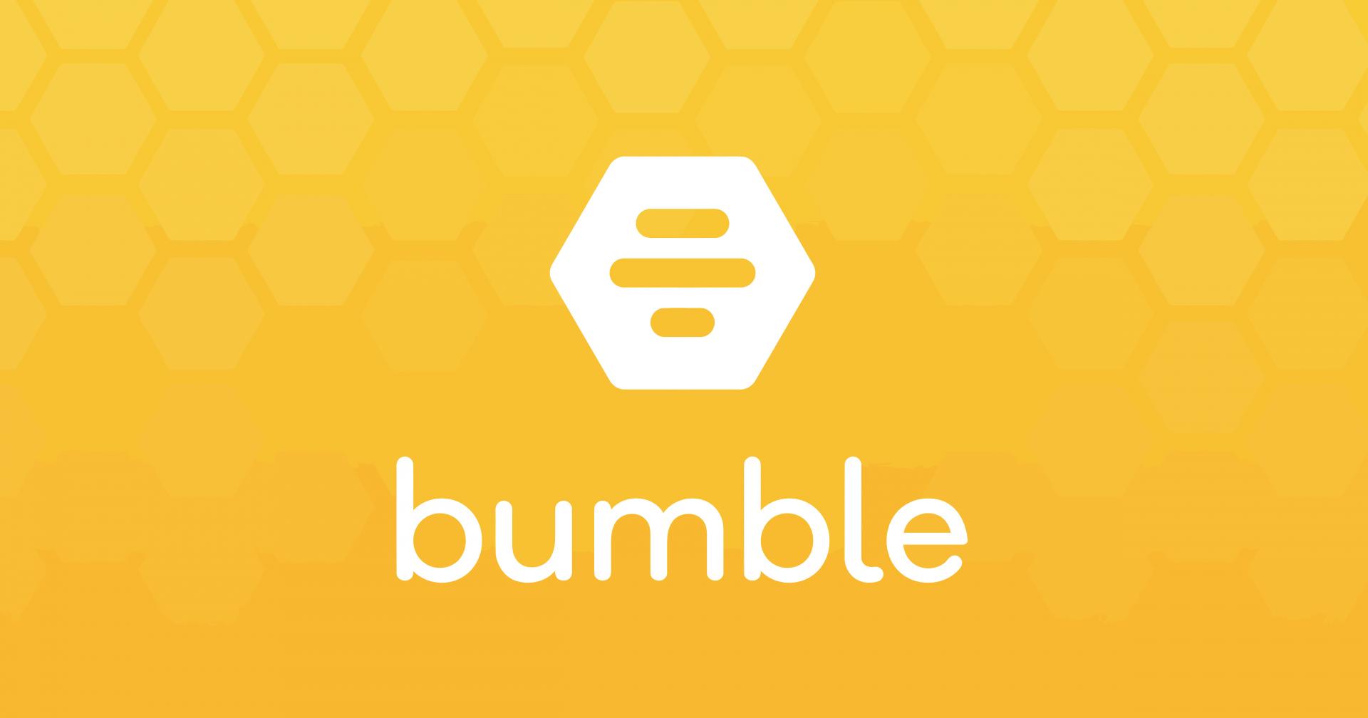 Bumble Logo background