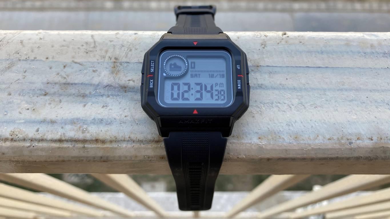 amazfit neo smartwatch mrnoob