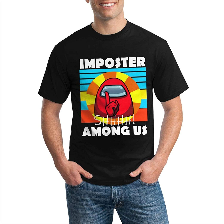 among us themed tshirt
