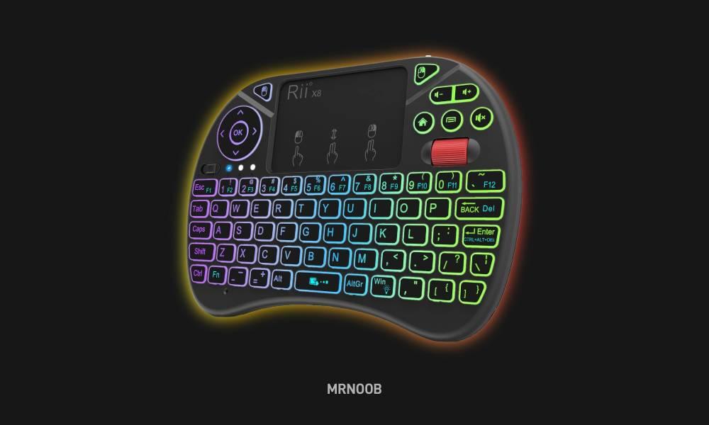 bluetooth mouse keyboard fire tv stick mrnoob