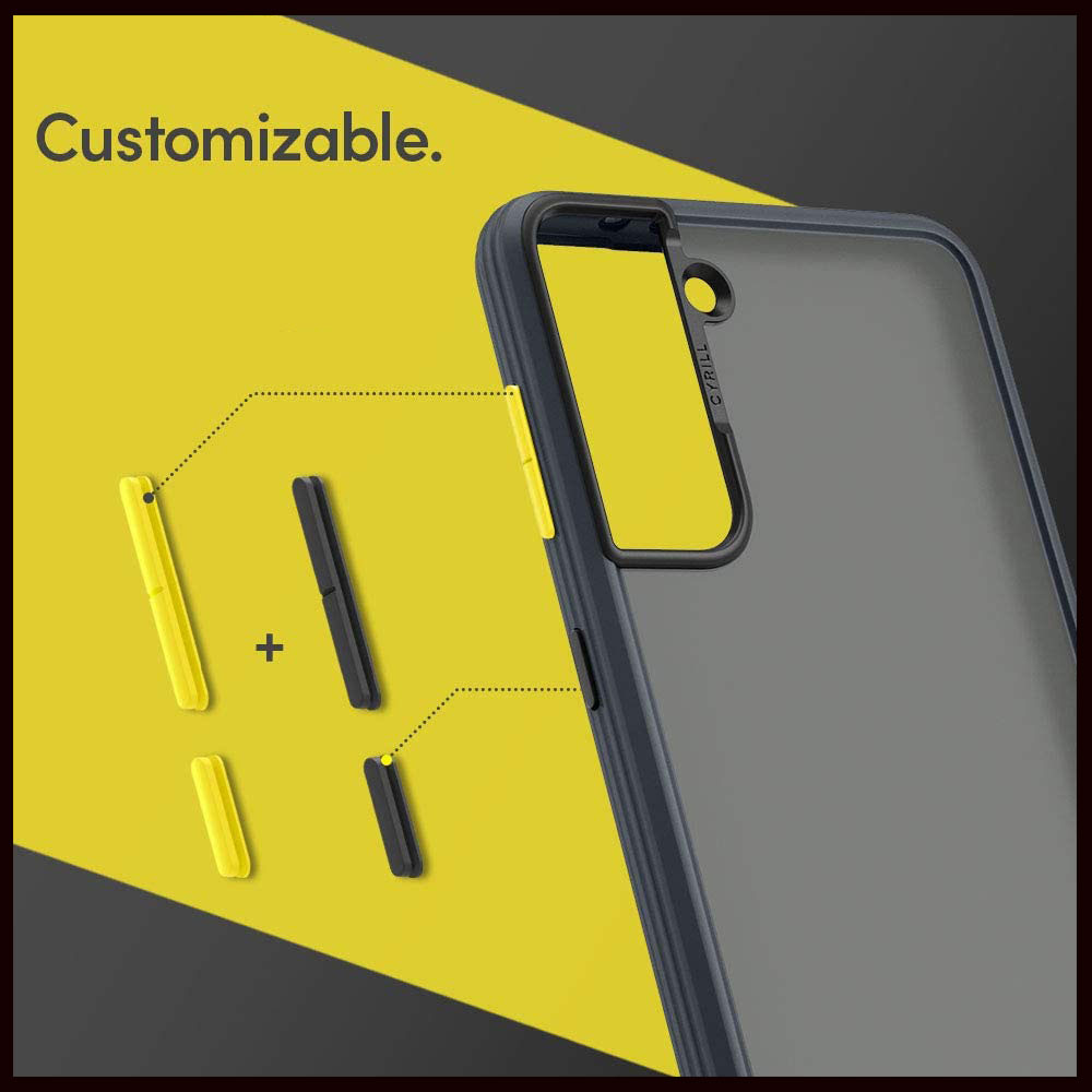 cyrill case buttons