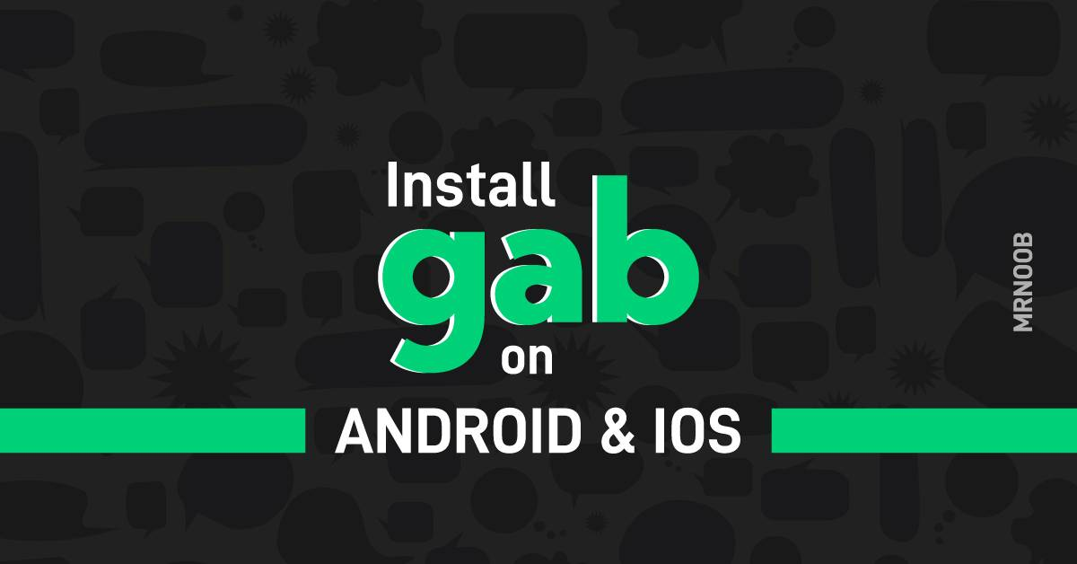 install gap android ios mrnoob