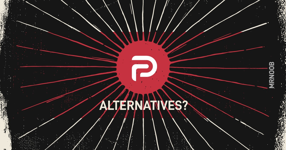 parler alternatives free speech apps mrnoob