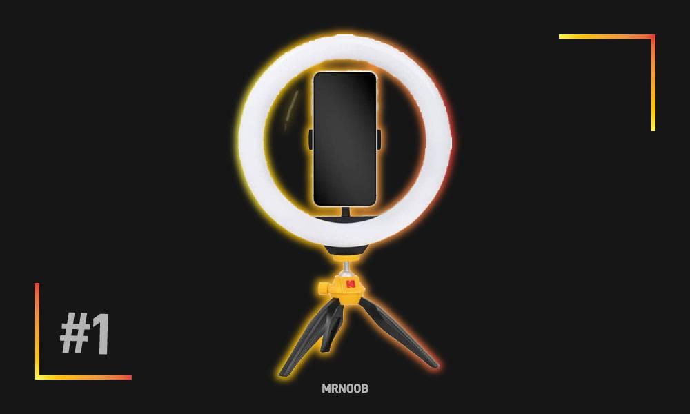 Kodak selfie ring light best ring lights for zoom meetings