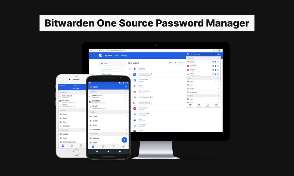 bitwarden open source password manager best lastpass alternatives mrnoob