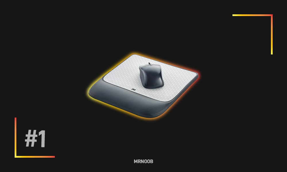 3m precise mouse pad mrnoob
