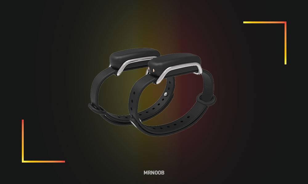 bond touch couple bracelet