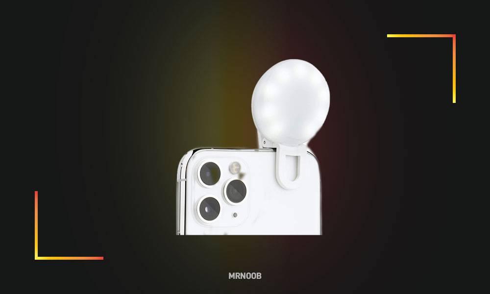 littil mobile ring light