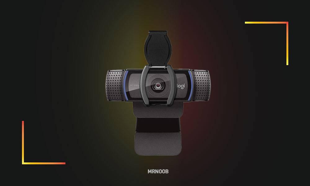 logitech c920s webcam for smart tv