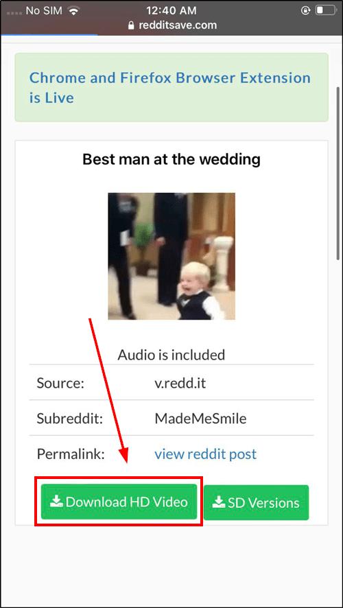 download reddit bot video ios mrnoob
