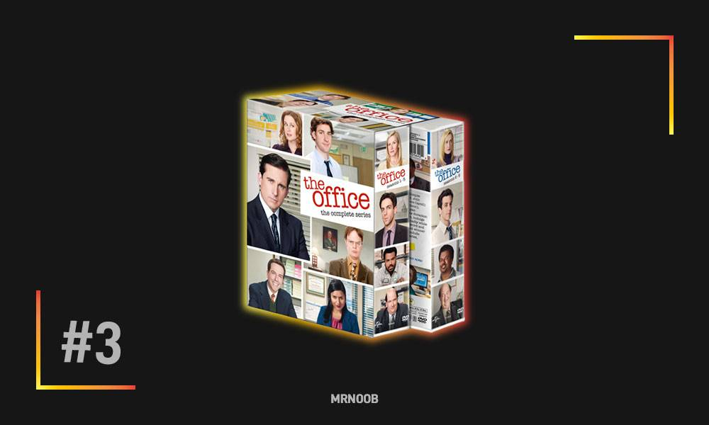 the office complete series dvd mrnoob